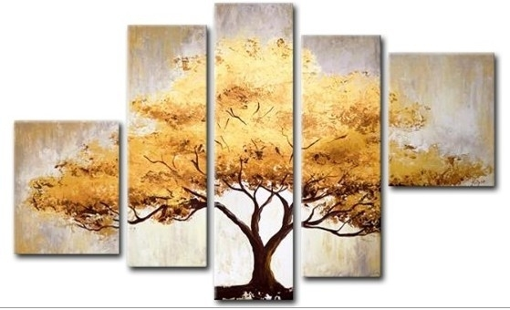 15 Top Canvas Wall Art of Trees | Wall Art Ideas