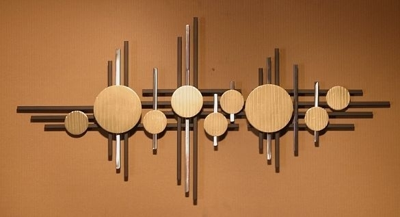 Wall Art Designs Metal Sculpture Decor In Abstract