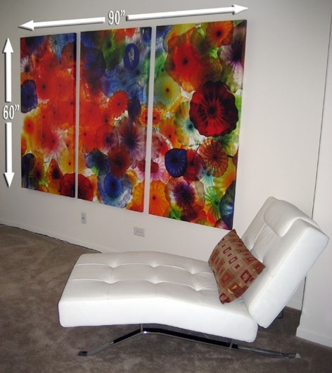 Wall Art Designs: Top 10 Big Wall Art Painting Design Great Big In Large Modern Fabric Wall Art (Image 13 of 15)