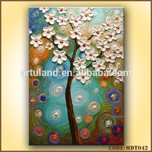 Wall Art Fabric Painting Designs – Buy Wall Hanging Paintings Throughout Fabric Art Wall Hangings (View 5 of 15)