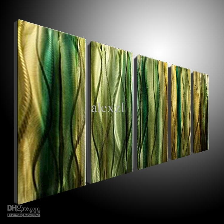 Wall Art Ideas Design : Decorations Interior Contemporary Wall Art Inside Inexpensive Abstract Metal Wall Art (Image 15 of 15)