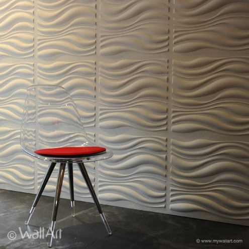 Wall Art Ideas Design : Red Fabric 3D Wall Art Panels Chair In Round Fabric Wall Art (Image 15 of 15)