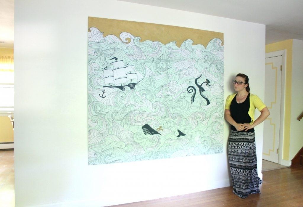 Wall Arts ~ Diy Fabric Cross Wall Art Best Fabric For Wall Art Within Diy Fabric Cross Wall Art (View 11 of 15)