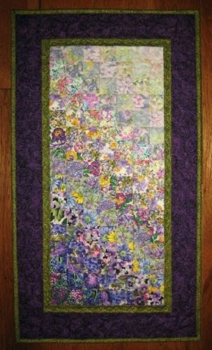 Wall Arts ~ Fabric Panel Wall Art How To Make Large Fabric Panel Pertaining To Fabric Panel Wall Art With Embellishments (Image 12 of 15)
