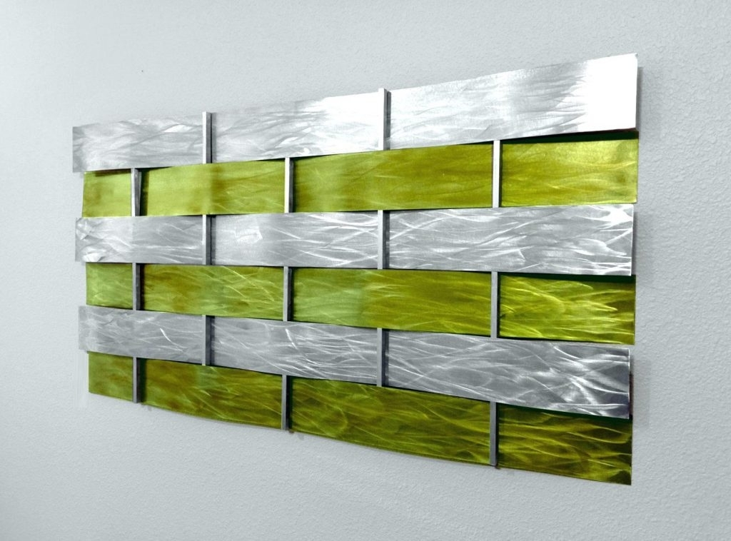 Wall Arts ~ Small Lime Green Canvas Wall Art Lime Green Wall Art In Lime Green Canvas Wall Art (Image 14 of 15)