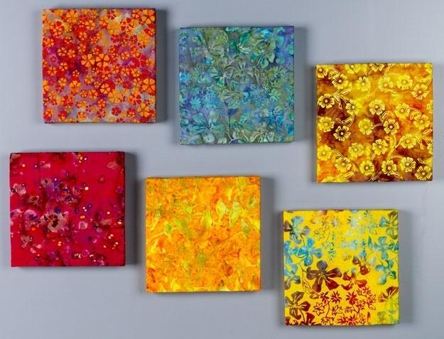 Wall Decor: Good Look Styrofoam Decoration For Walls Foam Wall Within Styrofoam Fabric Wall Art (Image 15 of 15)