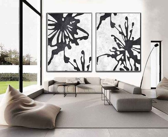 Wall Decor Ideas Make Contemporary Art From A Collage Of Inside 14 Pertaining To Large Modern Fabric Wall Art (Image 15 of 15)