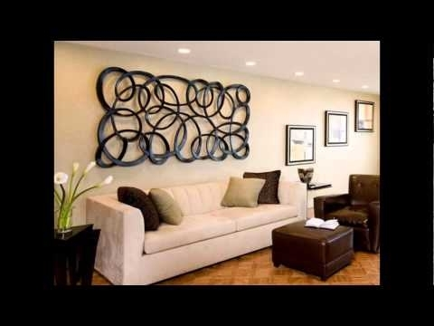 Wall Decor Ideas | Wall Decor Ideas Above Tv | Wall Decor Ideas Regarding Wall Accents Behind Tv Or Couch (View 4 of 15)
