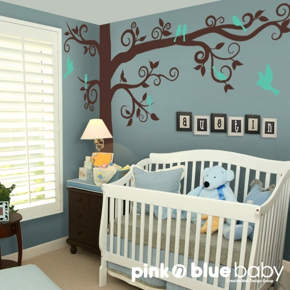Wall Decoration For Nursery For Fine Wall Decorations For Nursery With Regard To Nursery Wall Accents (View 14 of 15)
