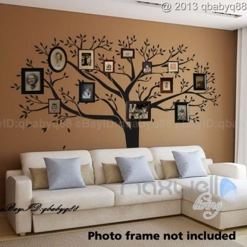 Wall Decorations For Living Room Amazon – Meliving #8F6E97Cd30D3 Throughout Amazon Wall Accents (View 11 of 15)