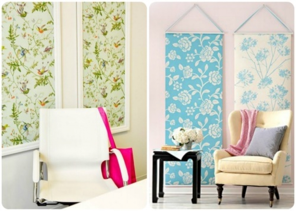 Wall Fabric Decor Awesome Padded Wall Panel Design As A Wall Decor Within Padded Fabric Wall Art (View 7 of 15)