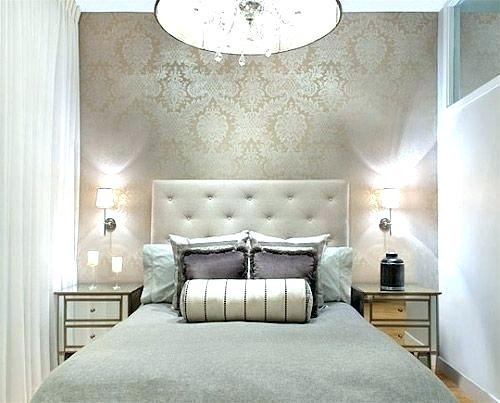 Wall For Bedroom Wallpaper For Bedroom Wall Accent Wallpaper In Wallpaper Bedroom Wall Accents (View 8 of 15)