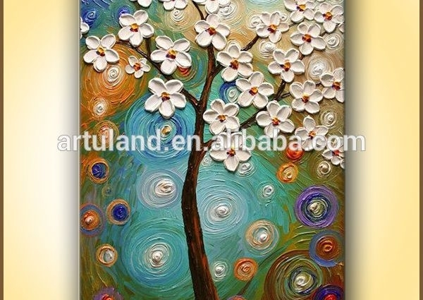 Featured Photo of Fabric Painting Wall Art