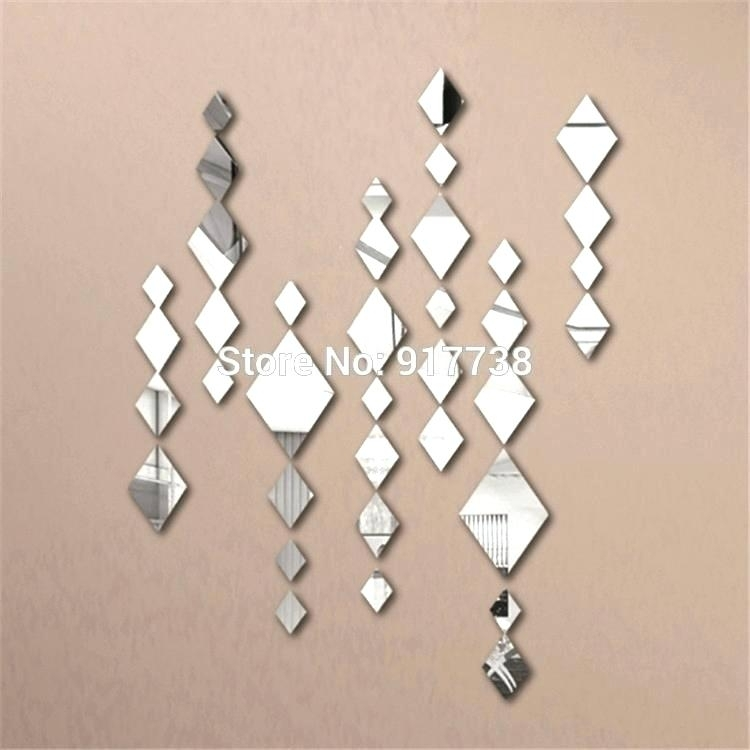 Wall Mirror Sets Decorative Mirror Sets Wall Decor Mirror Sets For Mirror Sets Wall Accents (Image 15 of 15)