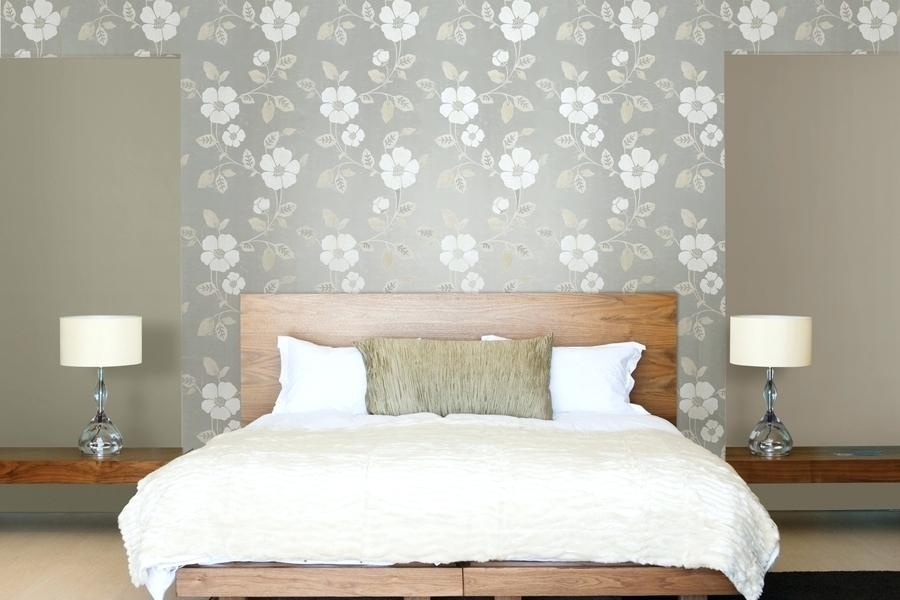 Wallpaper Accent Wall Accent Wall Wallpaper Wallpaper Accent Wall Throughout Wallpaper Wall Accents (Image 10 of 15)