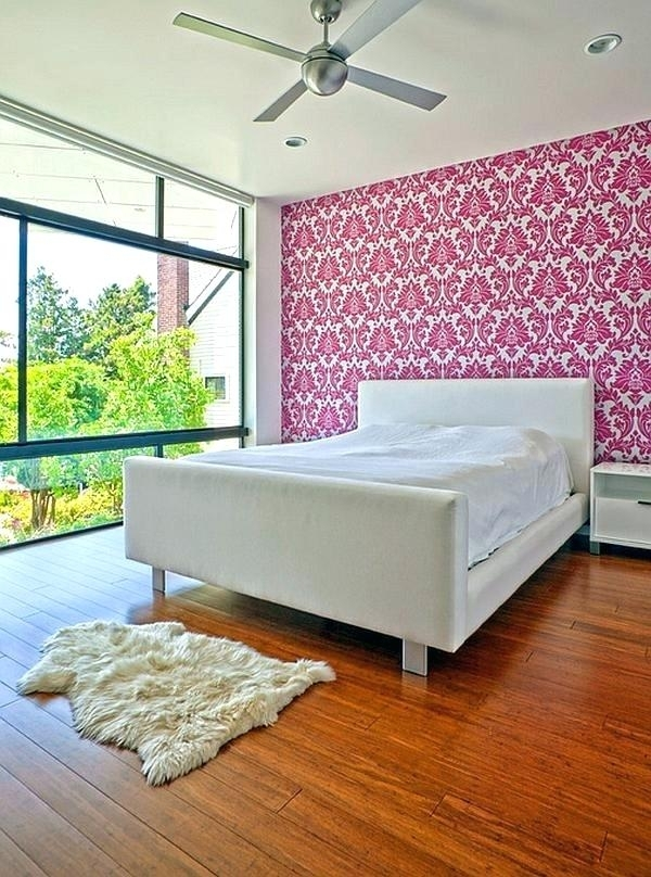 Wallpaper For Bedroom Accent Wall Wall Paper Bedroom Bedroom Throughout Wallpaper Bedroom Wall Accents (View 11 of 15)