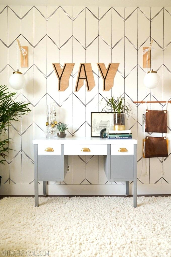 Wallpaper For Wall Decor Give Your Bathroom A Wow Factor Wallpaper For Wallpaper Wall Accents (Image 14 of 15)