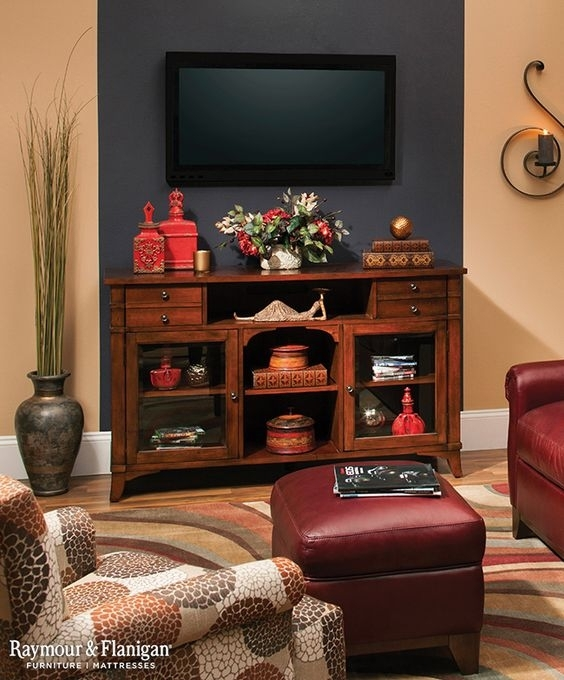 Want To Hide Your Flat Screen Tv? Just Make It Blend In With The Intended For Wall Accents Behind Tv Or Couch (View 14 of 15)