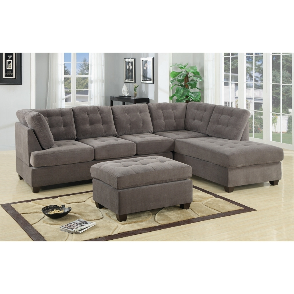 Wayfair Modern Sectional Sofa • Sectional Sofa In Wayfair Sectional Sofas (Image 9 of 10)