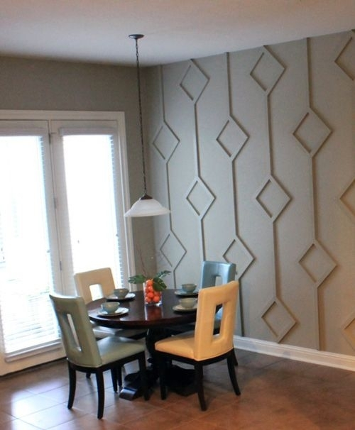Ways You Can Be Using Accent Walls In Your Mobile Home | Mobile With Wall Accents Without Paint (View 14 of 15)