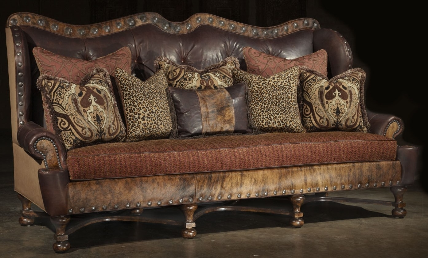 Western Sofa High End Custom Made For High End Sofas (View 2 of 10)