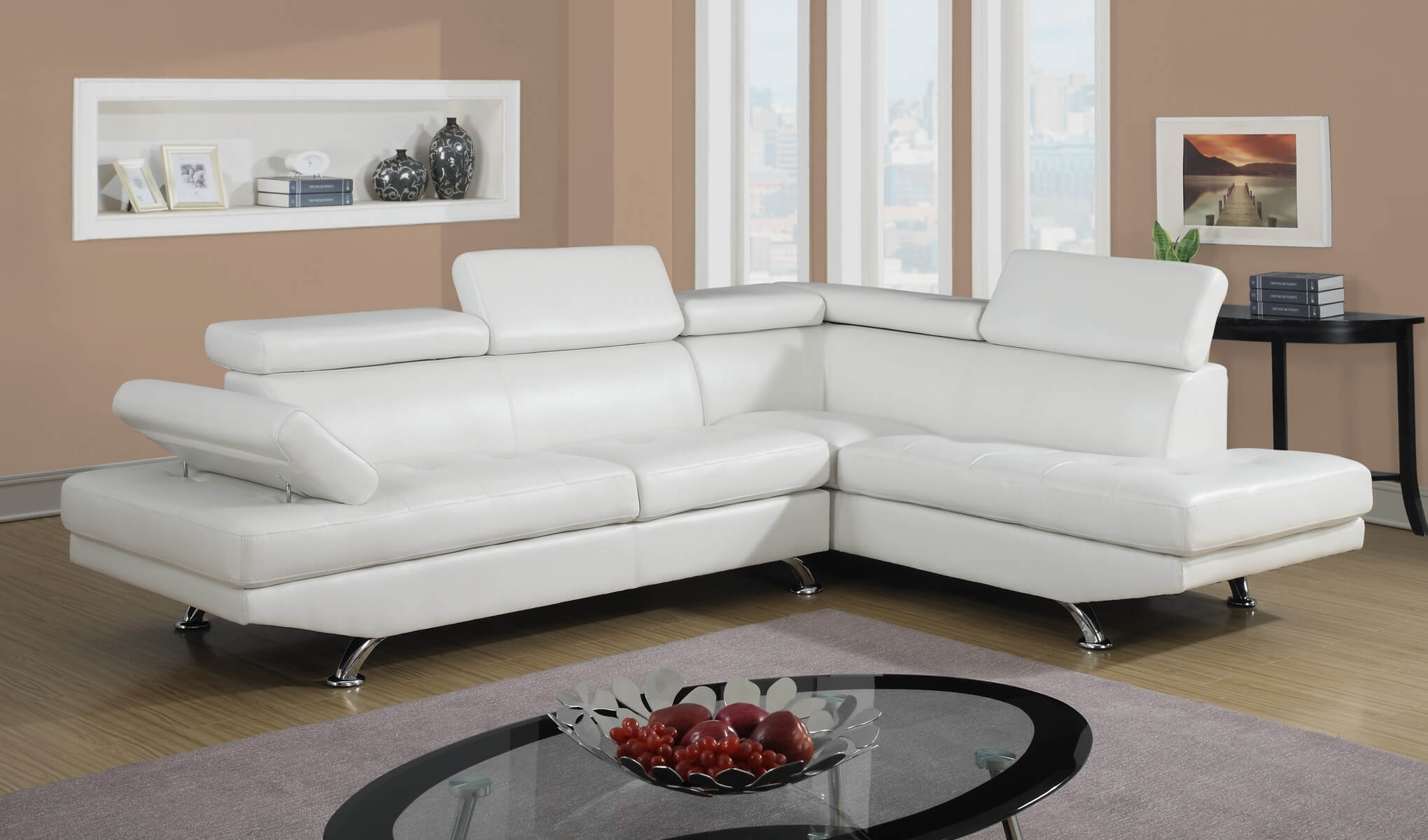 Featured Image of White Sectional Sofas