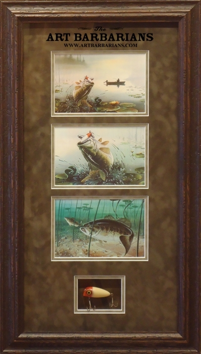 Wildlife Art Prints Plus Original Paintings With A Wide Selection Within Bass Framed Art Prints (Image 15 of 15)