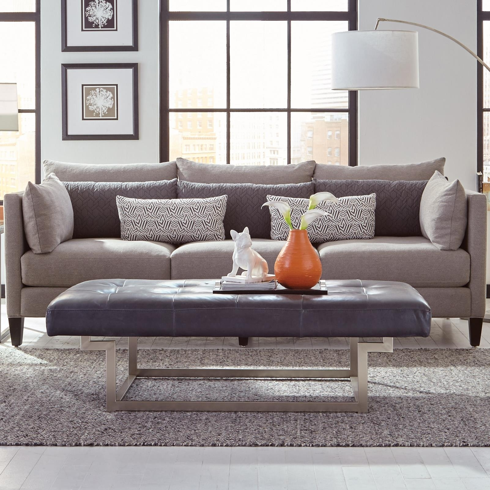 Windsor Transitional Estate Sofajonathan Louis – Can't Afford Regarding Jonathan Sofas (View 3 of 10)