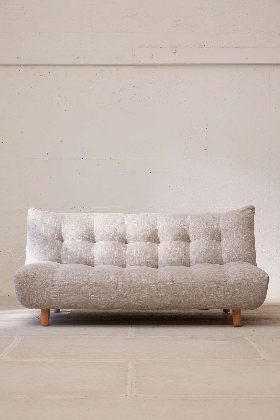 Winslow Armless Sleeper Sofa | Sleeper Sofas, Studio Apartment And For Small Armless Sofas (Image 10 of 10)