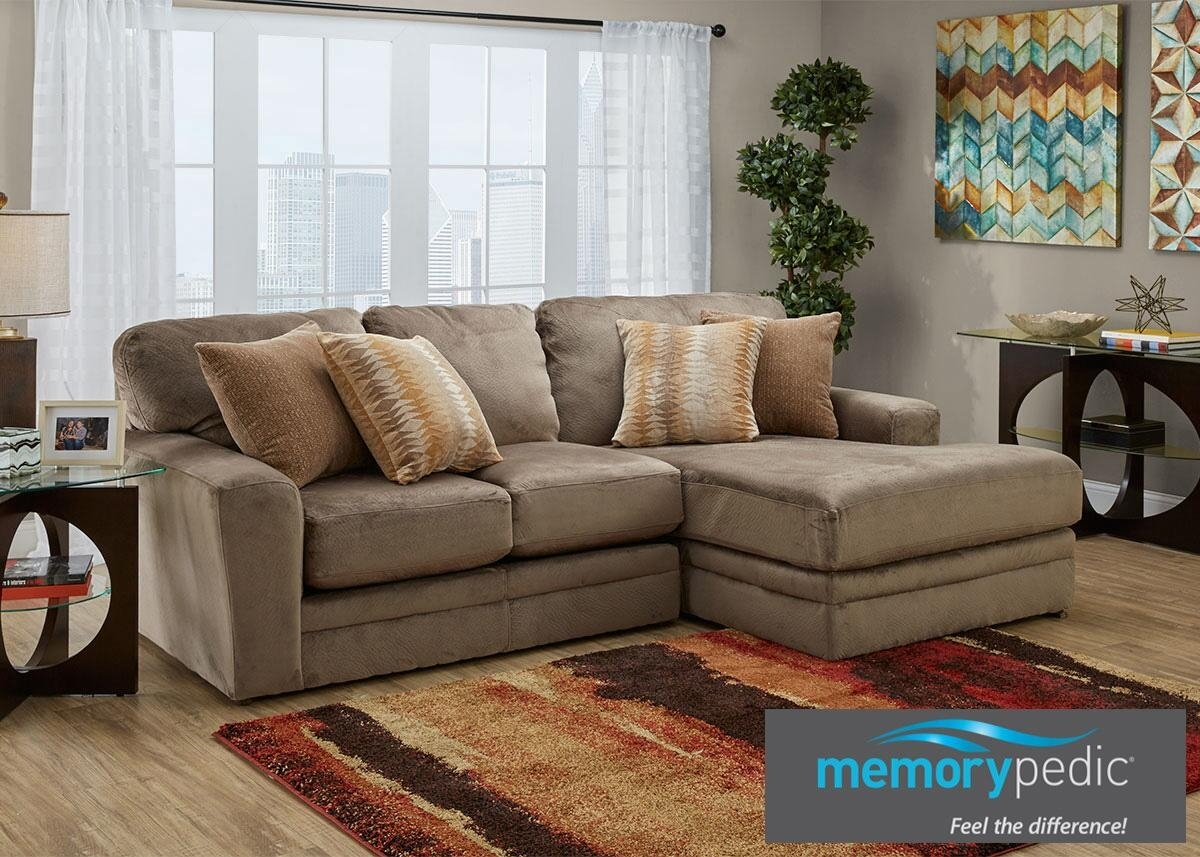 Wonderful Deep Sectional Sofa With Chaise 74 With Additional Throughout Nashville Sectional Sofas (Image 10 of 10)