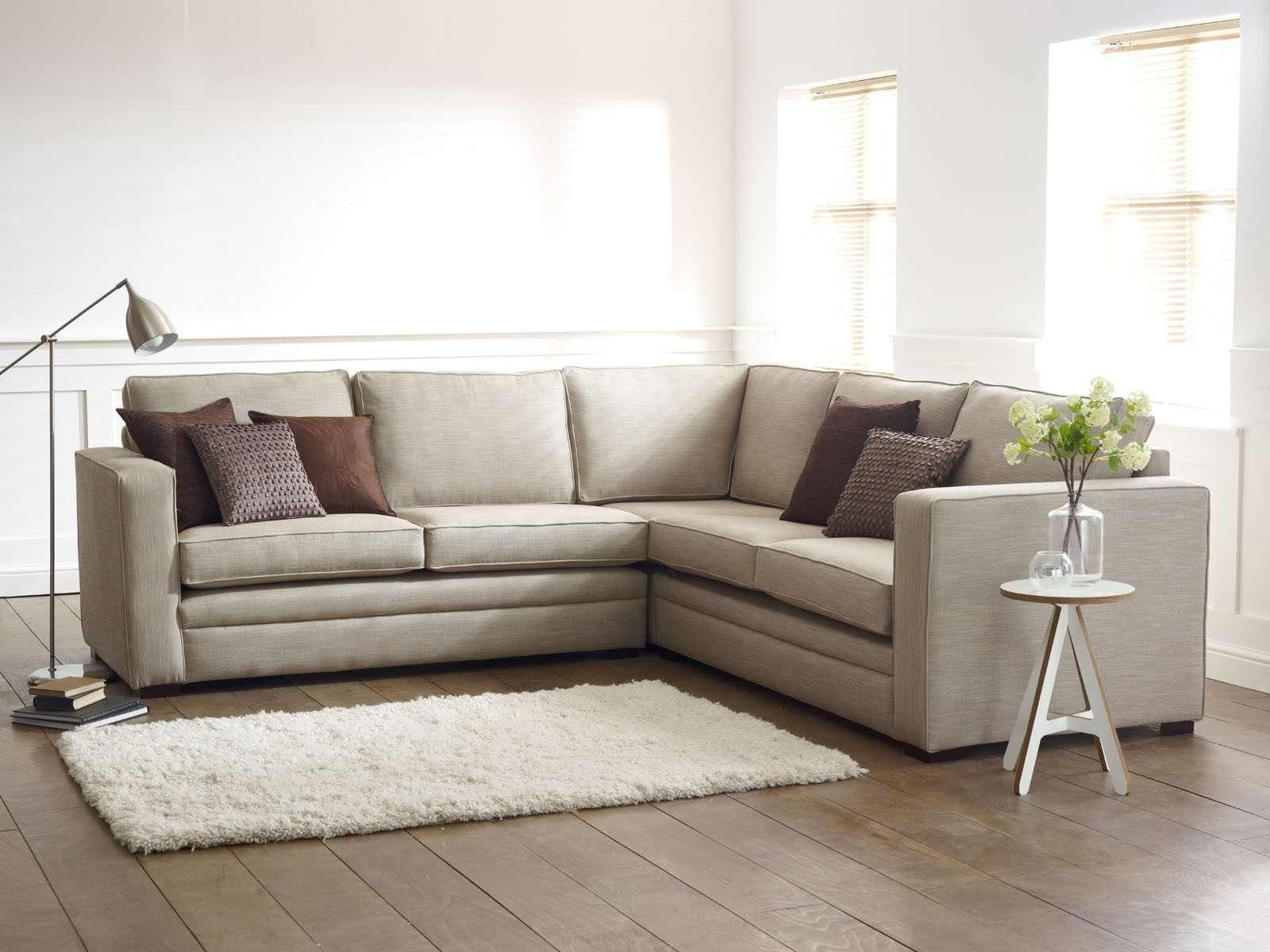 Wonderful Gray Sectional L Shaped Sofa Design Ideas For Living Room Intended For L Shaped Sofas (Image 10 of 10)