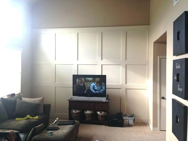 Wood Accent Wall Behind Tv Accent Wall Behind Astound The Best Inside Wall Accents Behind Tv (View 15 of 15)