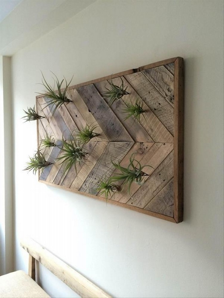 Wood Pallet Wall Art – Dma Homes | #89643 With Regard To Wood Pallets Wall Accents (View 15 of 15)