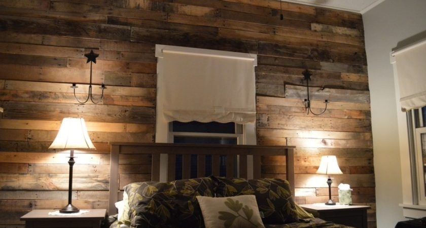 Wood Pallet Walls Accent Wall – Dma Homes | #69154 Intended For Wood Pallets Wall Accents (View 6 of 15)