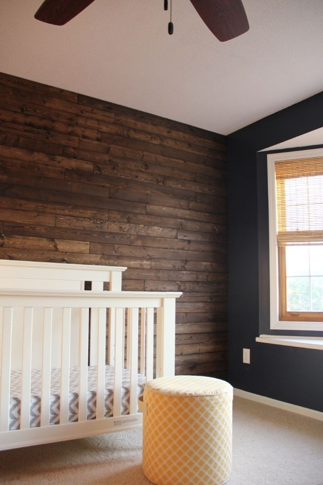 Featured Image of Wood Paneling Wall Accents