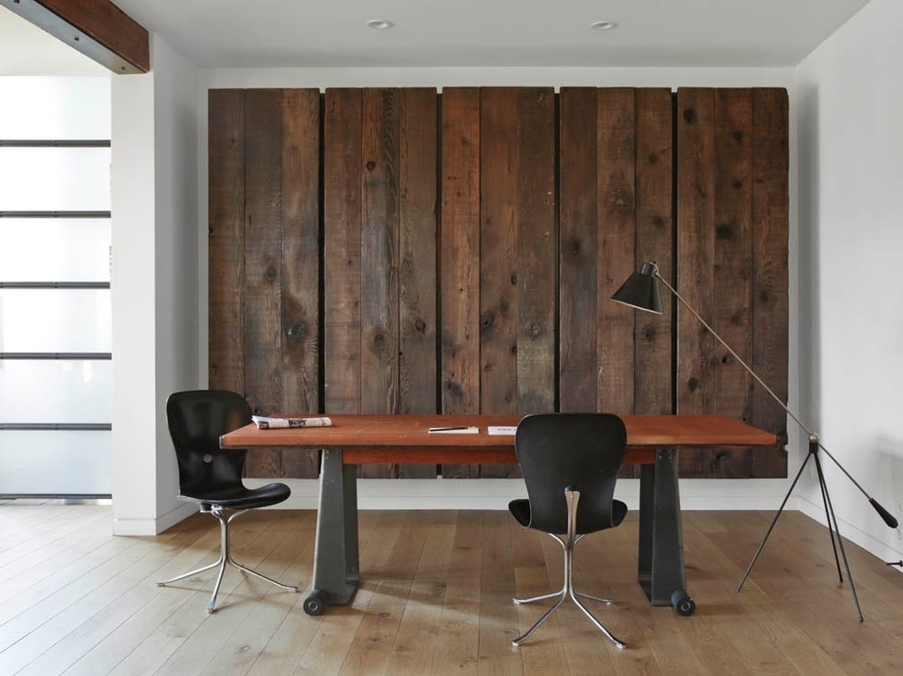 Wood Panel Wall Decor Office | All Modern Home Designs : Fantastic Within Wooden Wall Accents (Image 12 of 15)