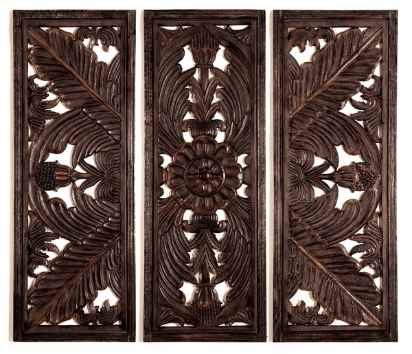 Wood Wall Decor, Wooden Wall Art, Wood Wall Hangings Intended For Rectangular Wall Accents (Image 14 of 15)