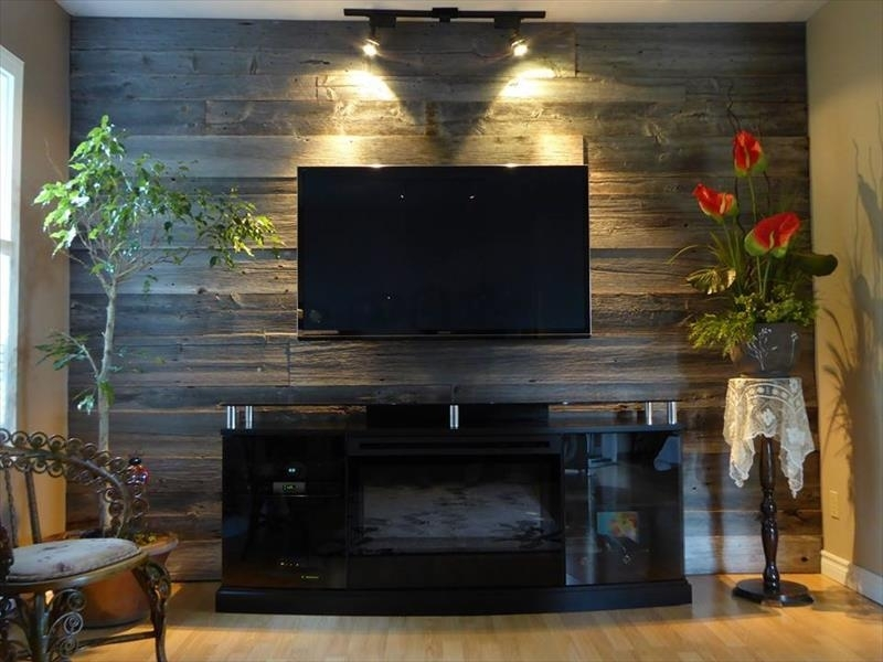 Wooden Pallet Wall Decor Paneling Ideas – Dma Homes | #35611 With Wall Accents For Media Room (Image 15 of 15)