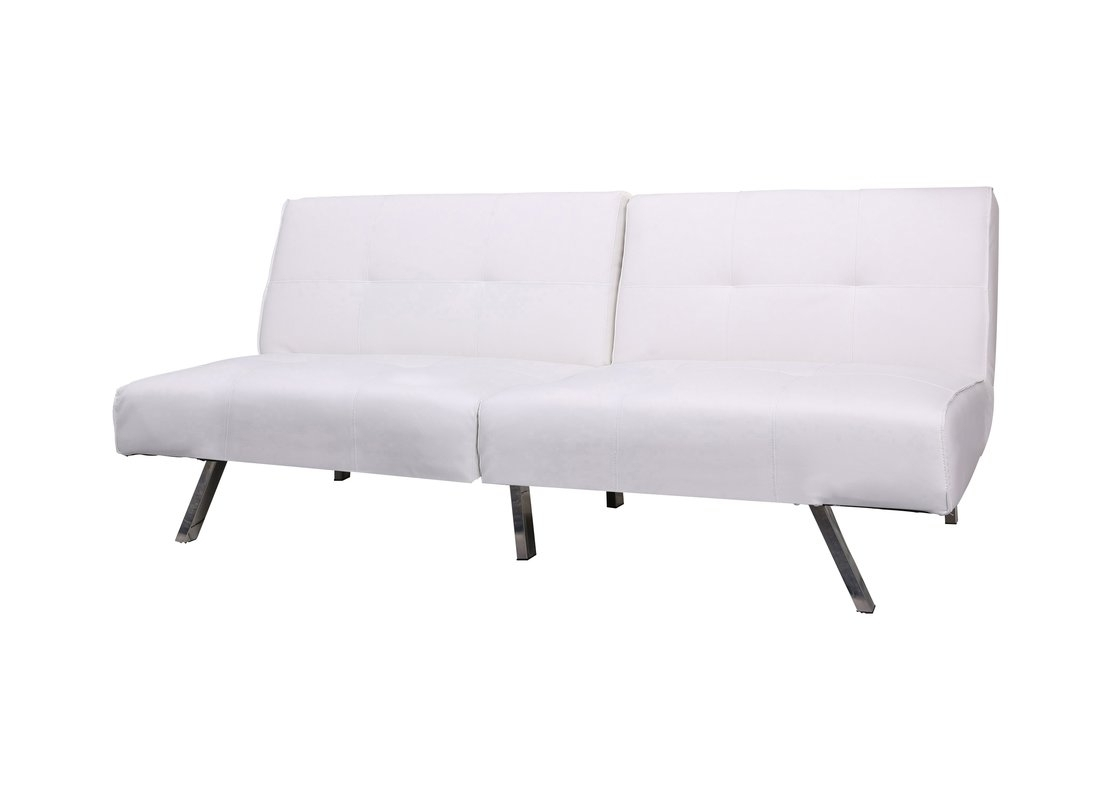 Wrought Studio Rosehill Convertible Sofa & Reviews | Wayfair Regarding Visalia Ca Sectional Sofas (View 6 of 10)