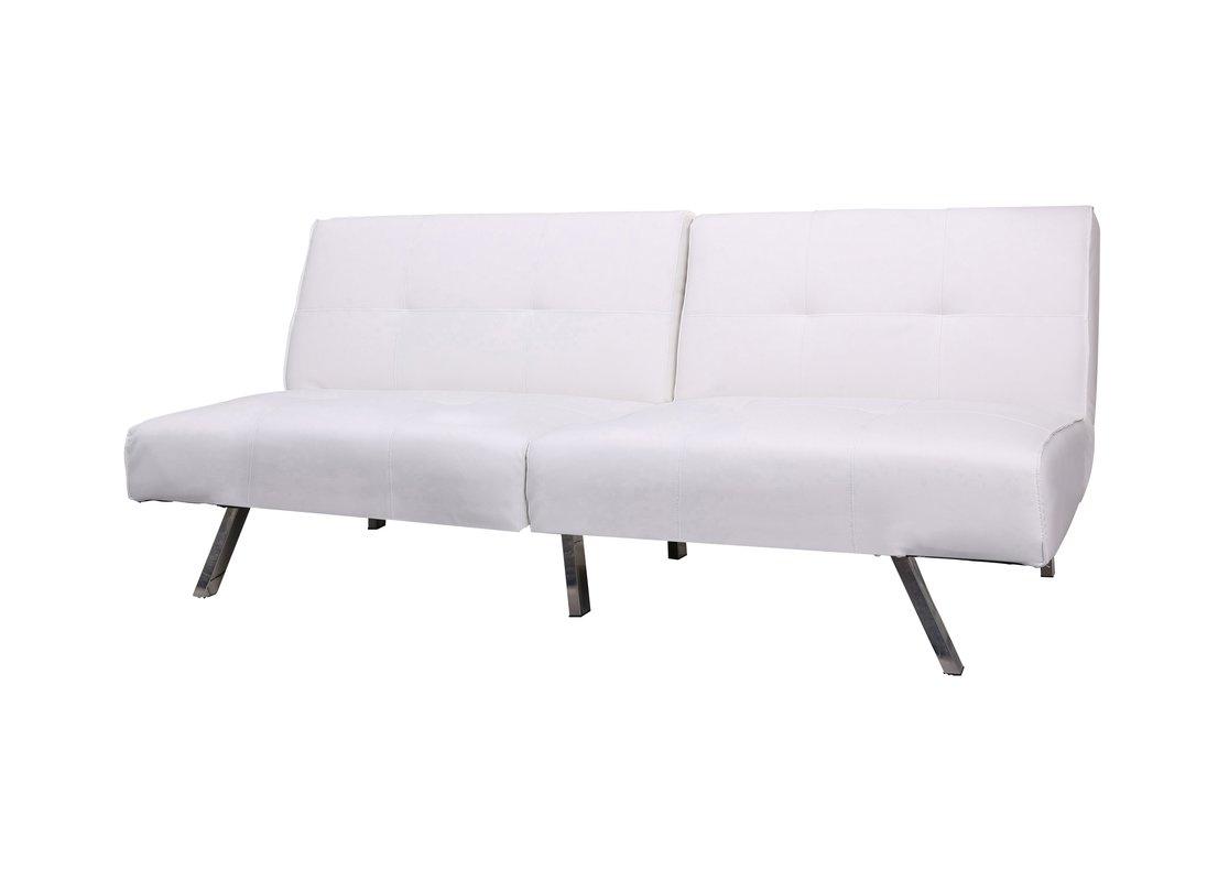 Wrought Studio Rosehill Convertible Sofa & Reviews | Wayfair Regarding Visalia Ca Sectional Sofas (Image 10 of 10)