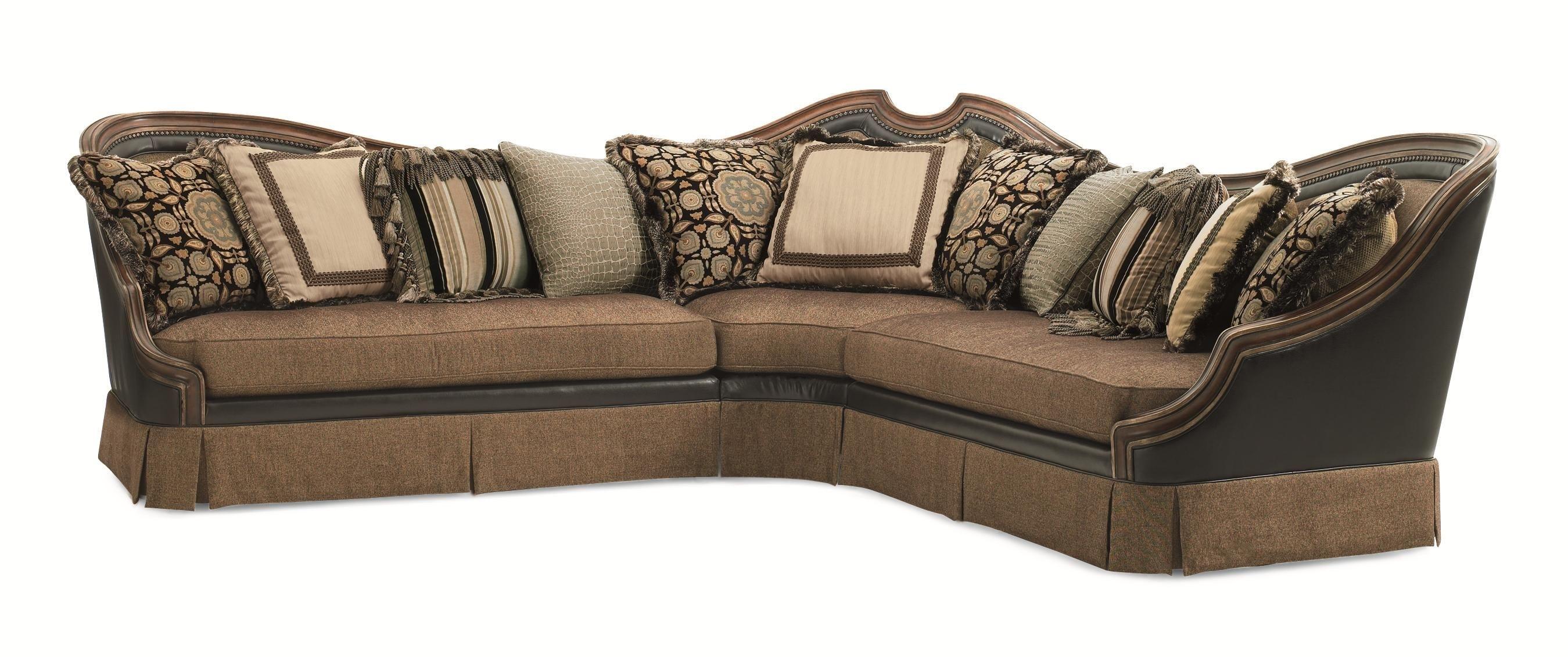 Wyeth Sofa Sectional Groupschnadig | Home Decor | Pinterest Regarding Nebraska Furniture Mart Sectional Sofas (View 2 of 10)