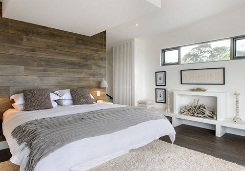 You Can Put Laminate Flooring On A Wall For A Stunning Accent Wall inside Wall Accents With Laminate Flooring