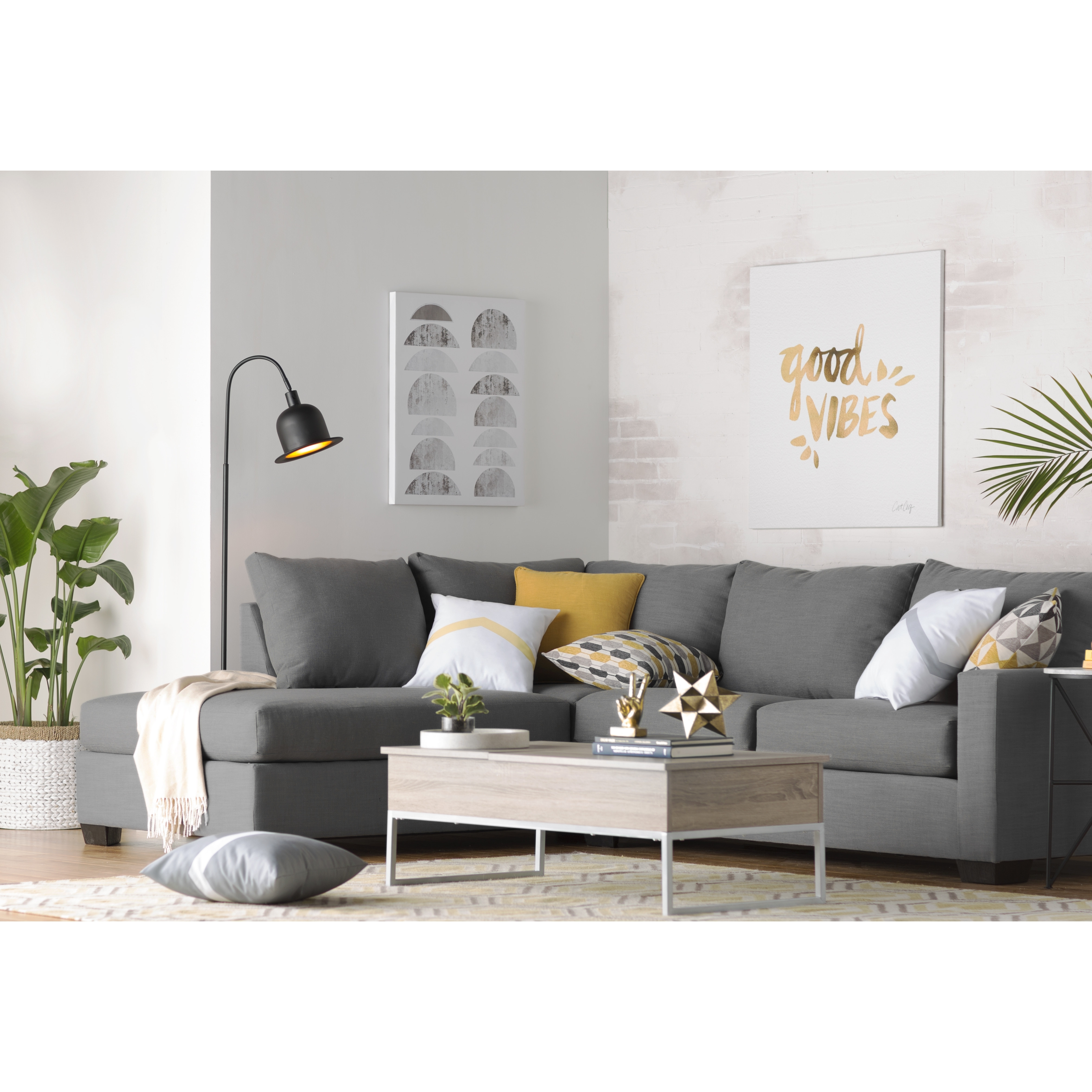 You'll Love The Hannah Sectional At Wayfair - Great Deals On All pertaining to Joss And Main Sectional Sofas