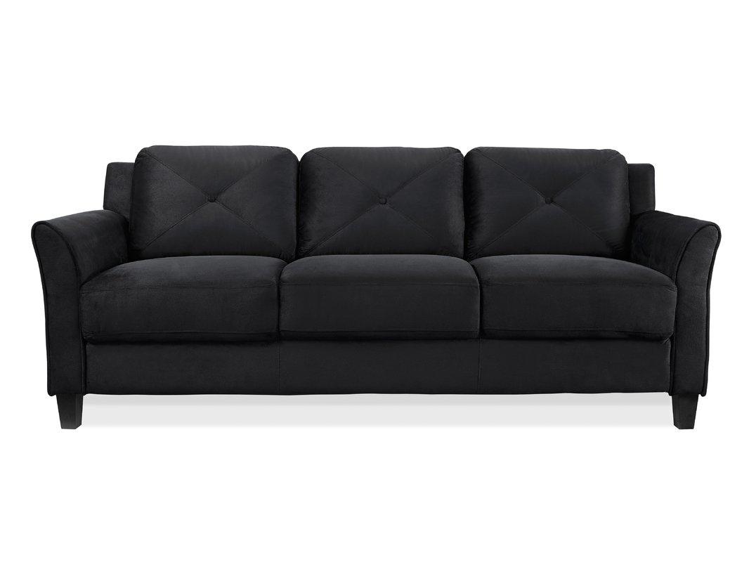 Zipcode Design Ibiza Sofa & Reviews | Wayfair inside Sectional Sofas at Buffalo Ny