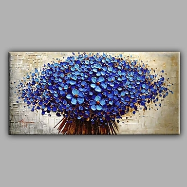 1 Pc Floral Canvas Wall Art : Cheap Oil Paintings|Paintings For Sale Regarding Cheap Canvas Wall Art (View 7 of 10)