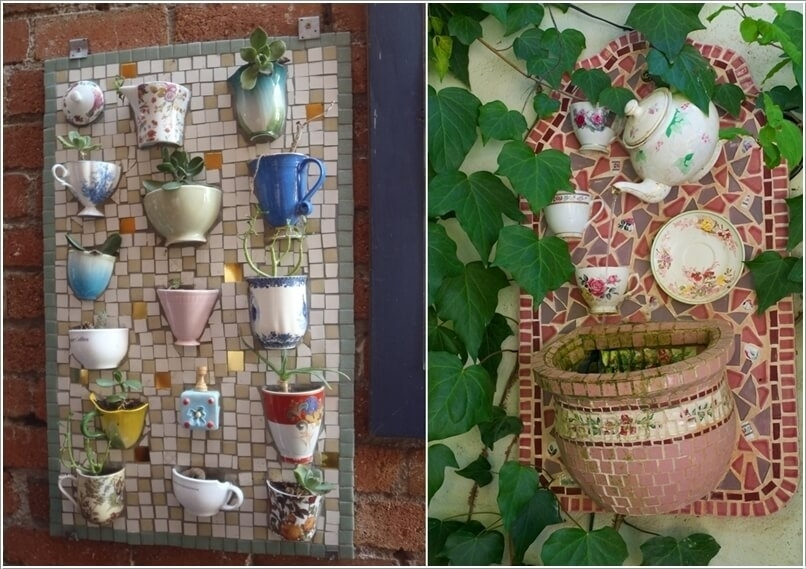 10 Mosaic Wall Art Ideas That Will Leave You Mesmerized pertaining to Mosaic Wall Art