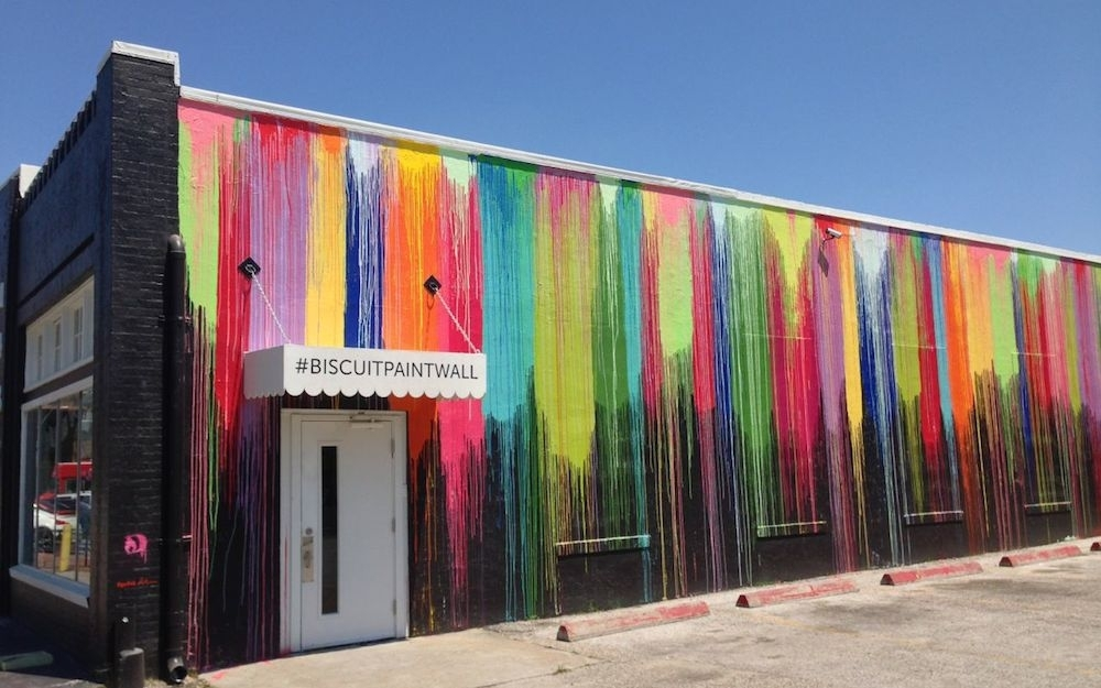 10 Walls You Need To Visit In Houston   It's Not Hou It's Me inside Houston Wall Art