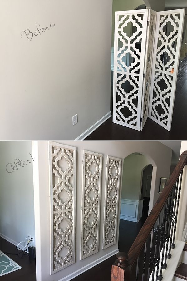 12 Affordable Ideas For Large Wall Decor | Our New House With Cheap Large Wall Art (Image 1 of 25)