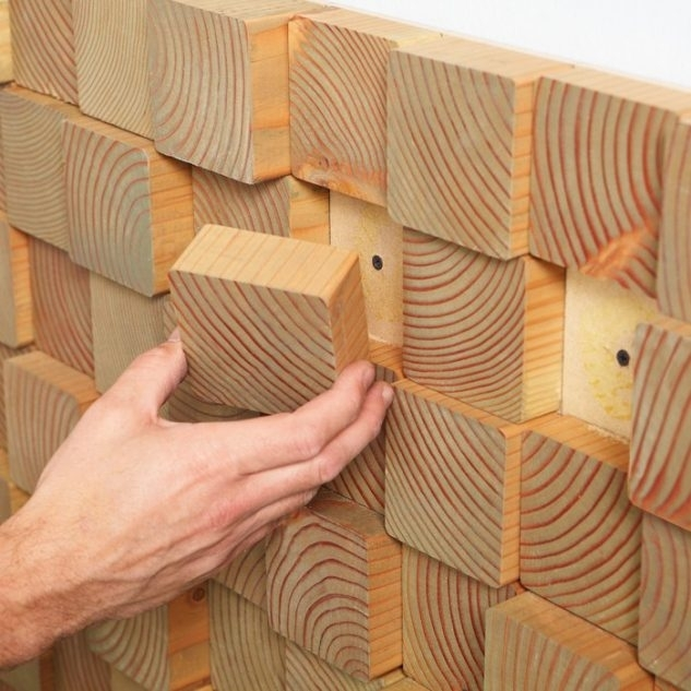 14 Diy Remarkable Wooden Wall Art For Your Dream House – Top Regarding Diy Wood Wall Art (Image 2 of 25)