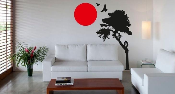 16+ Japanese Wall Art Designs, Ideas | Design Trends - Premium Psd regarding Japanese Wall Art
